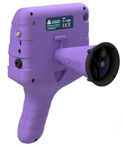 Detector de Vazamentos