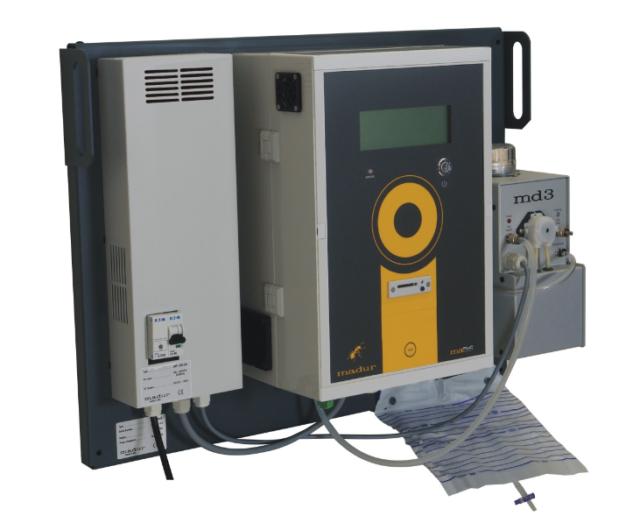 Analisador Gás O2 CO