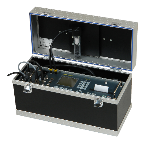 Analisador gases Impressora