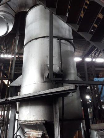 Analisador de Gases Tambores Combustão